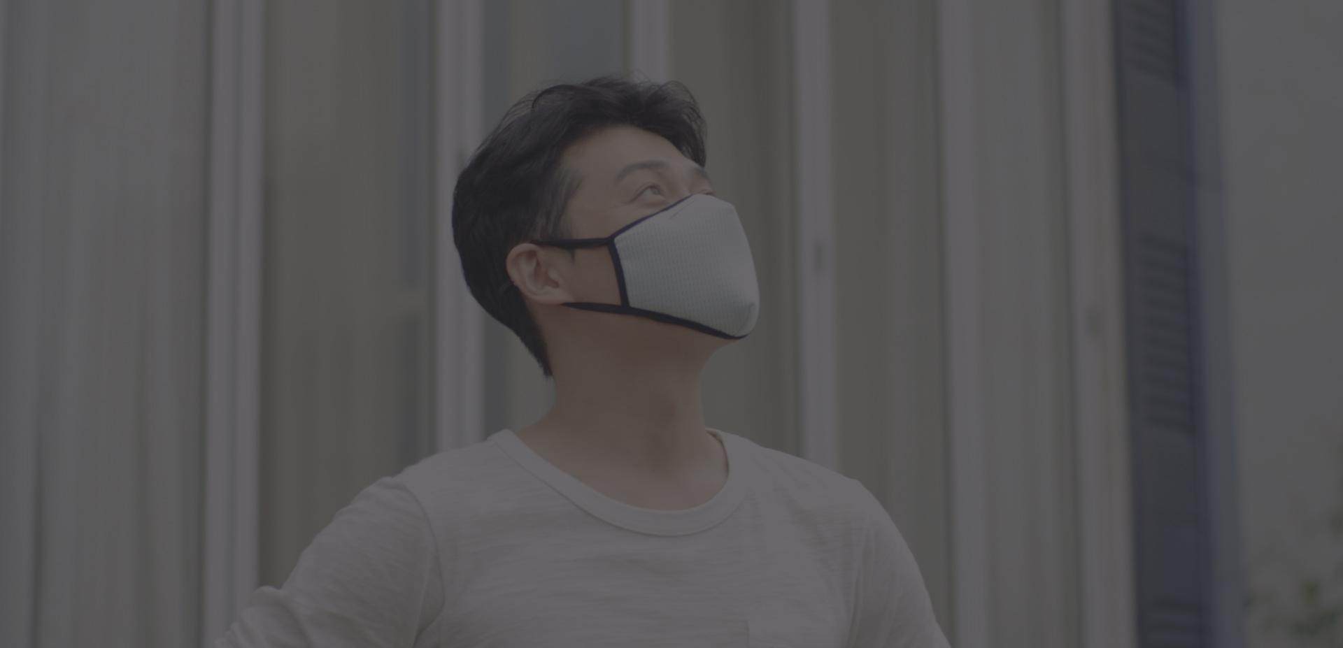 3D 항균 필터교체 마스크